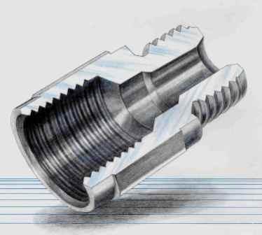 Hydraulik armaturen